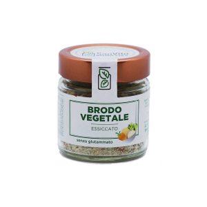 Brodo vegetale essiccato