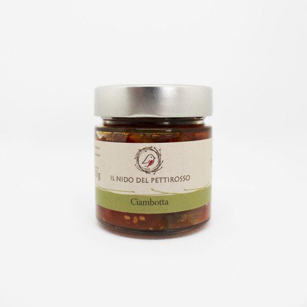 ciambotta in olio extra vergine di oliva
