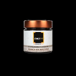Crema Bianca e Nocciole 45%