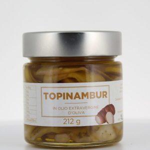 Topinambur in Olio Extra Vergine di Oliva